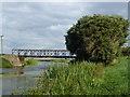 TL2491 : Herbert's Bridge by Richard Humphrey