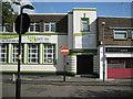 SP1195 : Art Deco frontages, Maney Corner by Robin Stott