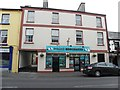 H1211 : Pyramid Bookmakers, Ballinamore by Kenneth  Allen