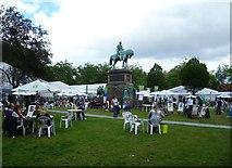 NT2473 : Edinburgh International Book Festival venue, Charlotte Square by kim traynor