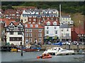 TA0488 : Scarborough quayside by Robin Drayton