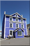 SN4562 : Harbourmaster Hotel Quay Parade by Jo Turner