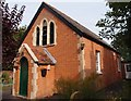SU9567 : Sunningdale Hope Baptist Chapel by Michael FORD