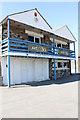 SN4562 : Yacht Club off Beach Parade by Jo Turner