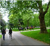 TQ2880 : Horseriding in Hyde Park by Shazz