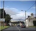 NZ2446 : Sacriston crossroads by Stanley Howe