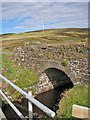 NG3835 : Bridge over the Vidigill Burn by Richard Dorrell
