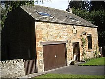NZ1647 : The Old Blacksmiths Shop, Lanchester by Stanley Howe