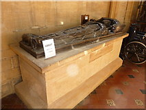 ST6316 : Sherborne Abbey: memorial (i) by Basher Eyre