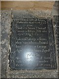 ST6316 : Sherborne Abbey: memorial (vi) by Basher Eyre