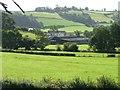 ST3494 : Ty Coch Farm by Christine Johnstone