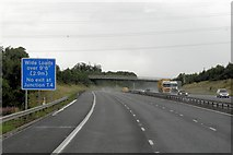 SK1301 : M6 Toll Road (Northbound) by David Dixon