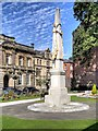 SD8010 : Gallipoli Gardens, The Lancashire Fusiliers War Memorial by David Dixon