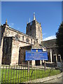 SK2853 : St Mary the Virgin by Gordon Griffiths