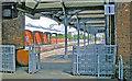 TL3312 : Hertford East station, 2009 by Ben Brooksbank