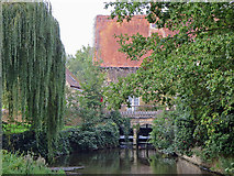SP5206 : Holywell Mill, Oxford by Dylan Moore