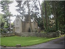 NZ2237 : House by entrance to Brancepeth Park by Stanley Howe