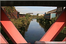 SK3789 : The River Don at Newhall Bridge by Graham Hogg
