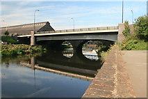 SK3889 : Abyssinia Bridge by Graham Hogg