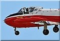 NT5578 : A Jet Provost flying display at East Fortune by Walter Baxter
