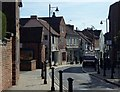 SK6954 : Queen Street, Southwell by Andrew Hill