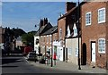 SK7054 : King Street, Southwell - towards the town centre by Andrew Hill