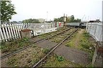 TF3243 : Former Great Northern Railway Dock Branchline, Boston by Dave Hitchborne