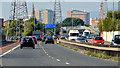 J3674 : The Sydenham bypass, Victoria Park, Belfast (1) by Albert Bridge