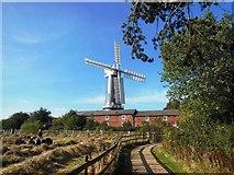 TA0233 : Skidby Windmill by Bill Henderson
