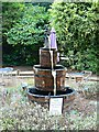 SP2366 : Water feature, Hatton Country World, Warwick by Brian Robert Marshall