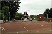 SD3727 : Preston Road out of Lytham by Steve Daniels