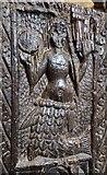 SW4538 : The Zennor Mermaid by Ashley Dace