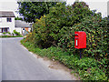 TG1821 : The Turn & The Turn Postbox by Adrian Cable