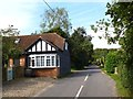 SU6980 : Old Shop, Gallowstree Common by Des Blenkinsopp