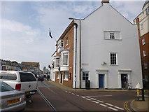 SY6878 : Weymouth, Custom House by Mike Faherty