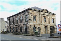 NS2776 : St Thomas' Church (Former), Grey Place, Greenock by Terry Robinson