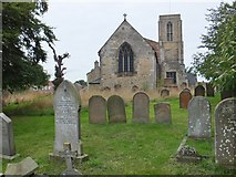 TA0936 : St Peter, Main Street, Wawne, Yorkshire by Bernard Sharp