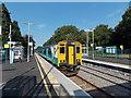 SS5996 : Shrewsbury train at Gowerton by Jaggery