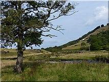 SO1506 : The Sirhowy Valley near Bedwellty Pits by Robin Drayton