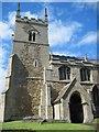 SK9240 : S  Mary's  Parish  Church  Syston by Martin Dawes