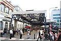 TQ3104 : Forecourt, Brighton Station by N Chadwick