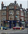 TQ2587 : Corner of Finchley Road and Rodborough Road by Andrew Hill