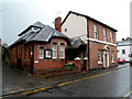 SO4959 : The Old Magistrates Court, Leominster by Jaggery