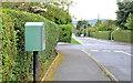 J4078 : Drop box, Holywood by Albert Bridge