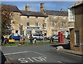SP1439 : Sheep Street and Lower High Street, Chipping Campden by Andrew Hill