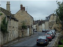 SP0228 : A Winchcombe scene by Andrew Hill