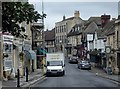 SP0228 : Main street through Winchcombe by Andrew Hill