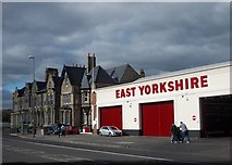TA0828 : Anlaby Road Hull - East Yorkshire bus depot by Neil Theasby