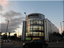 TQ2081 : Shurgard Self Storage on the corner of Victoria Road and the A40 by David Howard