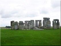 SU1242 : Stonehenge, stone circle by Mike Faherty
